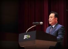[군위]민선7기 김영만 군위군수 취임 기념행사