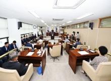 [군위]군위군의회 제232회 임시회 개회