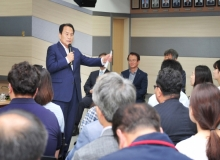 [군위]민선7기 김영만 군위군수 취임1주년 기념행사